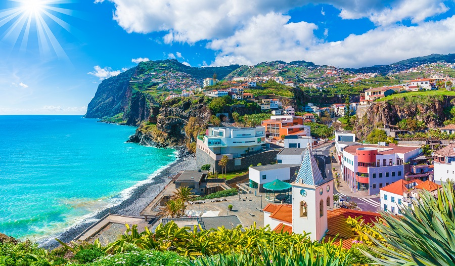 5 places to see in Madeira